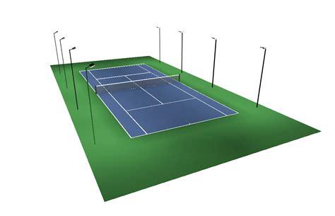 Outdoor Tennis Court Lighting Brite Court Tennis Lighting Outdoor Led Tennis Lighting Brite Court Tennis Lighting