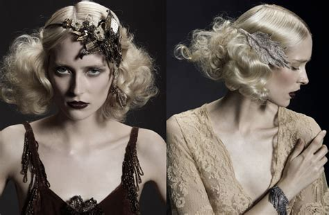 Vintage Hairstyling by Wedding Hair Ideas Retro All Wedding Hair