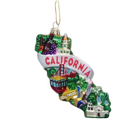 california christmas ornament gump s