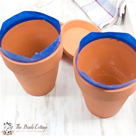 spray painting terracotta pots how to paint terra cotta pots with spray paint