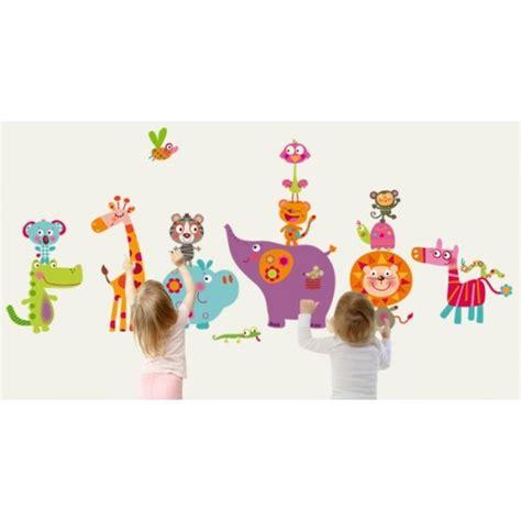 mama felices con los descuentos super selectos 16abr16 ofertas vinilo infantil animales salvajes felices decohappy