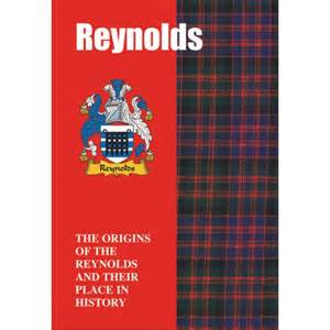 Childrens Rug Reynolds Clan Book