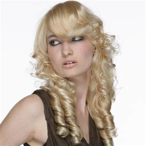 hairstyles ringlets curls pin ringlet curls with straws hairpiece shirley temple