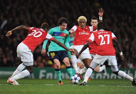 Barcelona Vs Arsenal | lionel messi photos arsenal v barcelona uefa chions