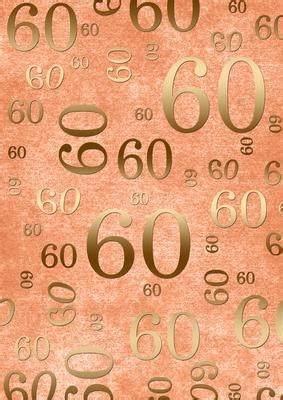 backdrop design for 60th birthday peach and gold 60th birthday a4 backing paper cup230850