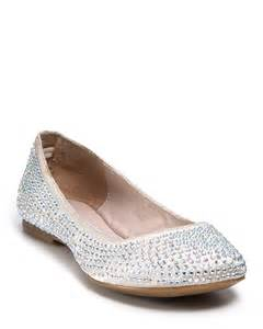 Bling Wedding Vases Steve Madden Girls Rhinestone Flats Sizes 1 5 Child
