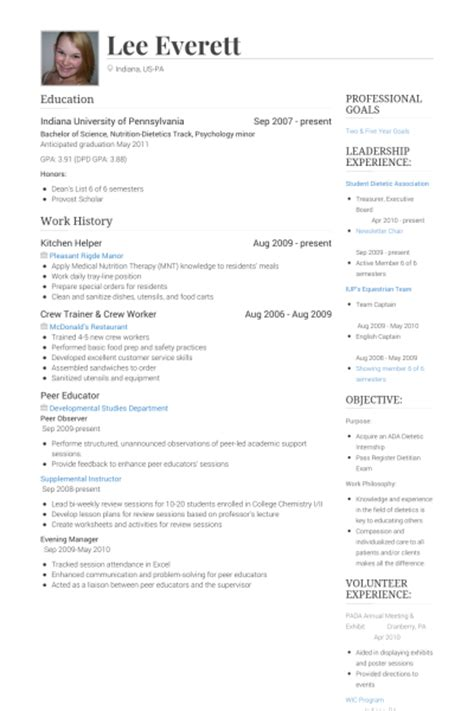 Resume Exles Kitchen Exle Resume Kitchen Worker Resume Exle