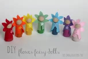 Toddler Costumes Diy Flower Fairy Wooden Peg Dolls The Imagination Tree