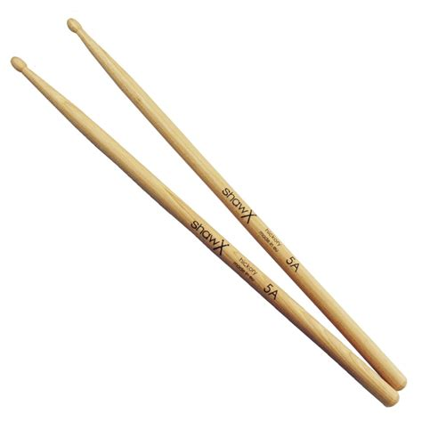 Stick Drum Vast By Heartbeat 5b Acorn Tip Redblack V5bhrba Hickory Us shipping company