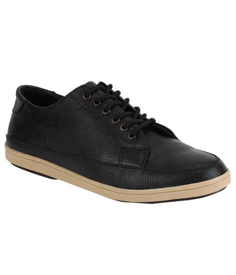 black casual shoes for kraasa black casual shoes