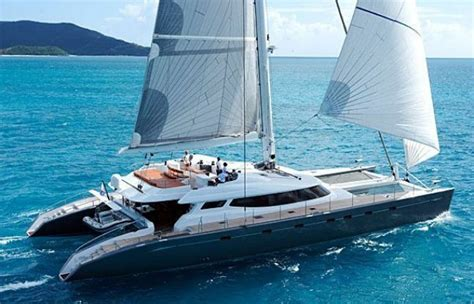 catamaran voilier yacht 100 performance sailing yacht catamaran allures luxury
