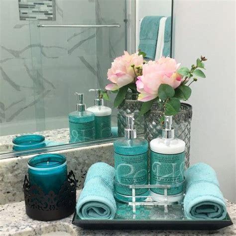 turquoise bathroom ideas teal bathroom decor ideas teal decor pinterest teal