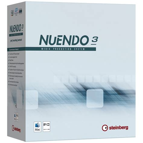nuendo 3 full version software nuendo 3 better than protools works with any soundcard