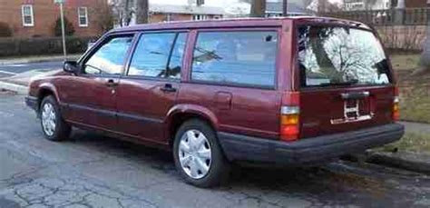 purchase   volvo  station wagon runs great  lansdale pennsylvania united states