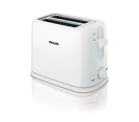 Toaster Philips Hd2566 daily collection toaster hd2566 00 philips