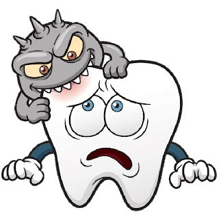 funny teeth cartoon picture images
