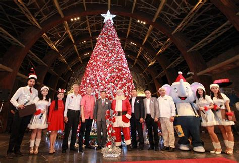 christmas lighting ceremony hotel gm speech it s the most wonderful time of the year how to thai