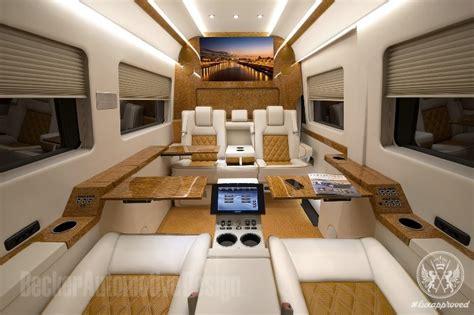 Lu Led Interior Mobil becker automotive design refits mercedes sprinter