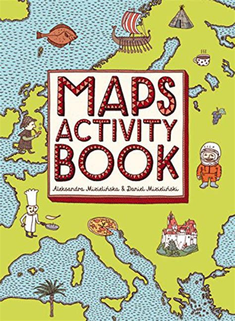 maps poster book 1783702036 maps activity book maps poster book educational