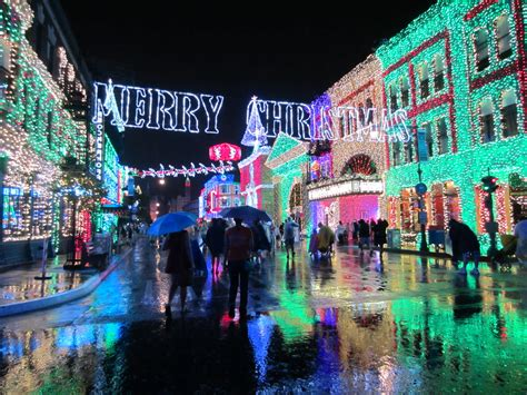the osborne family spectacle of dancing lights dates for