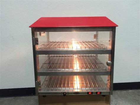 Shelf Of Pizza by Fusion Pizza Snack 3 Shelf Heated Merchandiser
