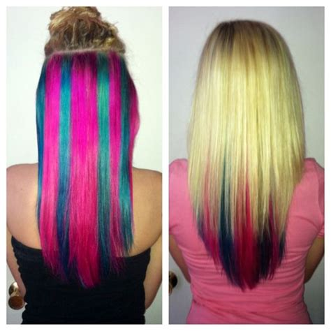 splot hair photos splat hair color ideas google search but with purple