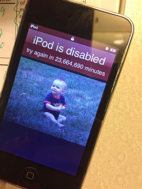 how is my in years my disabled my ipod for 45 years