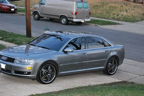 Audi A8 2004 by Cramnoid 2004 Audi A8 Specs Photos Modification Info At