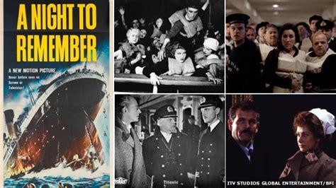 film sos titanic five titanic myths spread by films bbc news