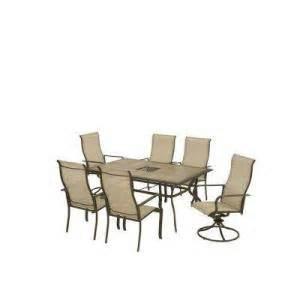 martha stewart cardona patio dining table chairs set