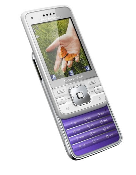 Kamera Sony Ericsson sony ericsson cyber handy c903 kamera mit