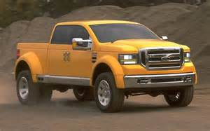 Tonka Ford Truck Ford Mighty F 350 Tonka Concept Front View In Motion