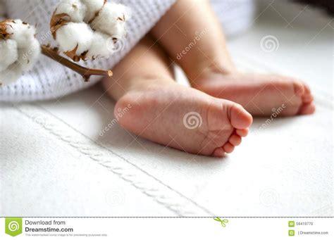 Kawaii Baby Foot baby foot stock photo image 59419770