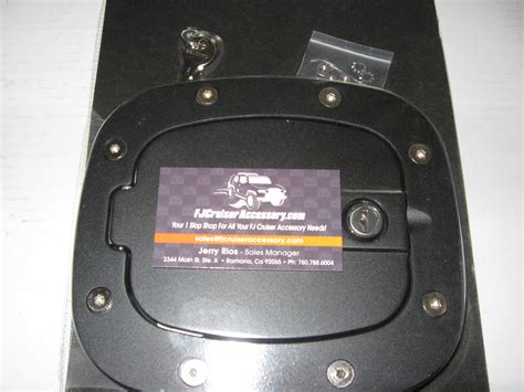 fj cruiser fuel resistor fj cruiser locking billet fuel door 07 2014