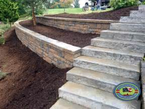 Backyard Patio Ideas Cheap Retaining Walls Design Galleries Independence Landscape