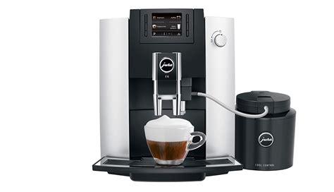 Jura Coffee Machine coffee machine review jura e6 it s finally here