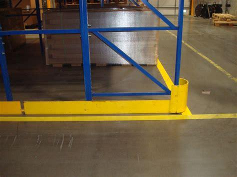 warehouse rack protectors end of aisle protectors warehouse rack shelf