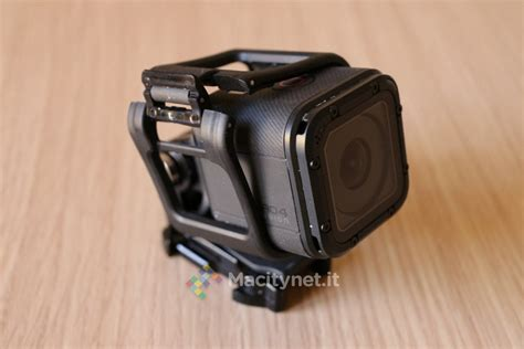 Gopro 4 Di Sinar Photo recensione gopro 4 session l cubica che sorprende macitynet it