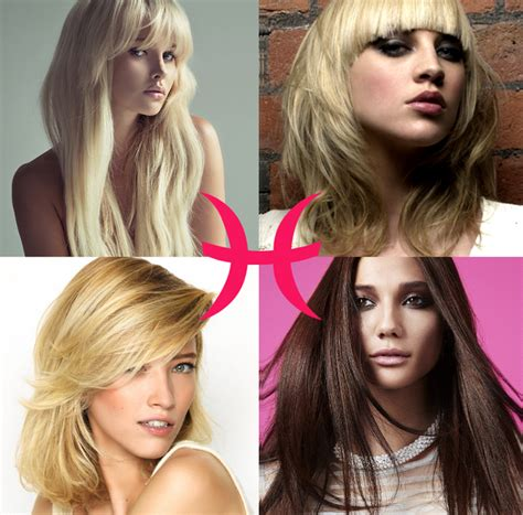 hairstyles zodiac signs pictures hairoscope hairstyles and hair color for your