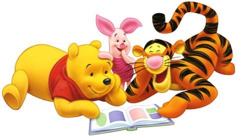 imagenes de winnie pooh y puerquito winnie pooh puerquito y tigger leyendo un libro imagen