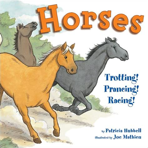 horses and books preschool story time horses growing ministry