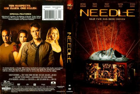 needle 2010 film wikipedia the free encyclopedia needle movie dvd scanned covers needle dvd covers