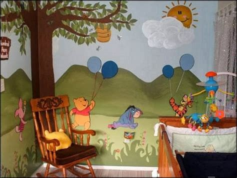 Winnie The Pooh Nursery Decor Decorating Theme Bedrooms Maries Manor Winnie The Pooh Bedroom Ideas Winnie The Pooh Decor