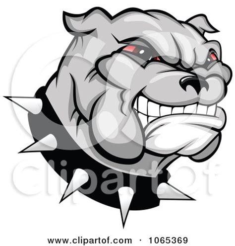 bankstown tattoo body piercing bulldog logo vector