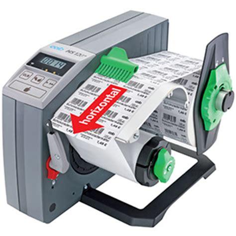 Etikettenrolle Rund by Vebicode Etikettenspender Zum Abl 246 Sen Von Etiketten