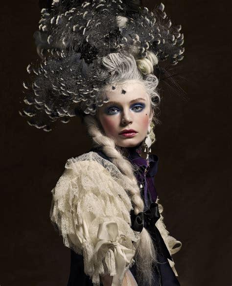 history of avant garde hairstyles marie antoinette par vincent alvarez