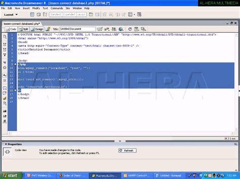 database design tutorial youtube bangla web design tutorial connect database youtube