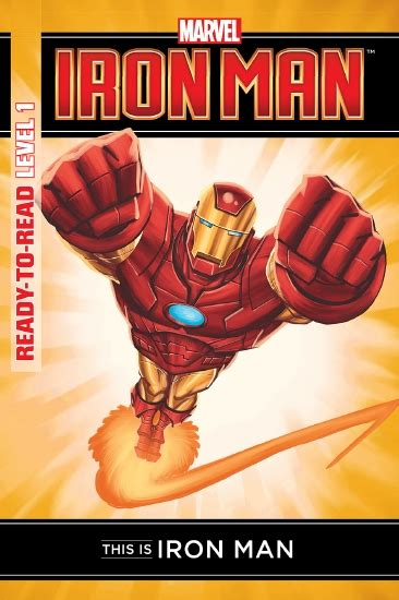 the iron man read 1407142291 the store marvel ready to read level 1 this is iron man book