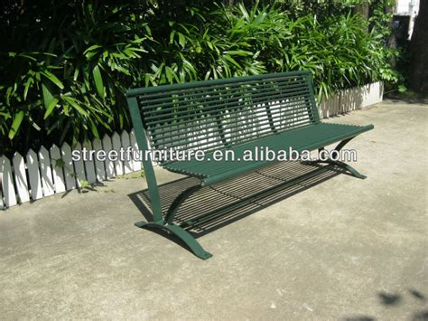 park benches for sale hot sale park bench parts metal park benches for sale used
