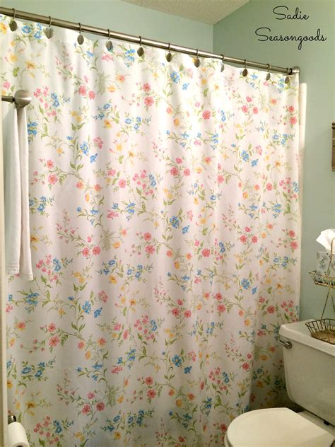 how to make a curtain into a shower curtain making shower curtains from sheets curtain menzilperde net